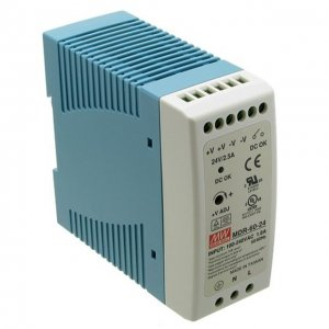 DIN Rail Power Supply 60W 24VDC 2.5A