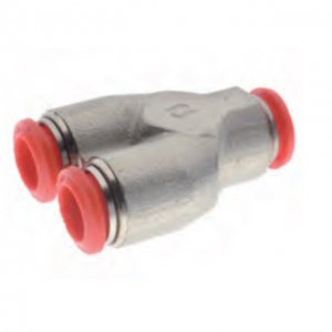 Conector Racor Y intermedio 10 - 10 AIGNEP